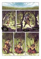 Le bal des douze princesses Maria Surducan image Grimm