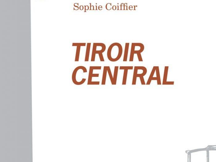 Tiroir central Sophie Coiffier couverture
