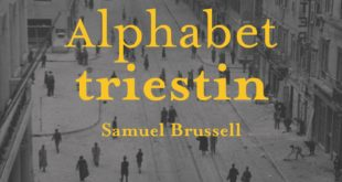 Samuel Brussell Alphabet Triestin couverture