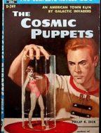 Les Pantins cosmiques (The Cosmic Puppets) Roman de Philip K. Dick