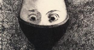 Odilon Redon - L'oeuf