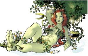 image Poison Ivy Batman Arkham