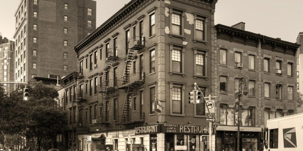 Daniel Mennerich Greenwich Village