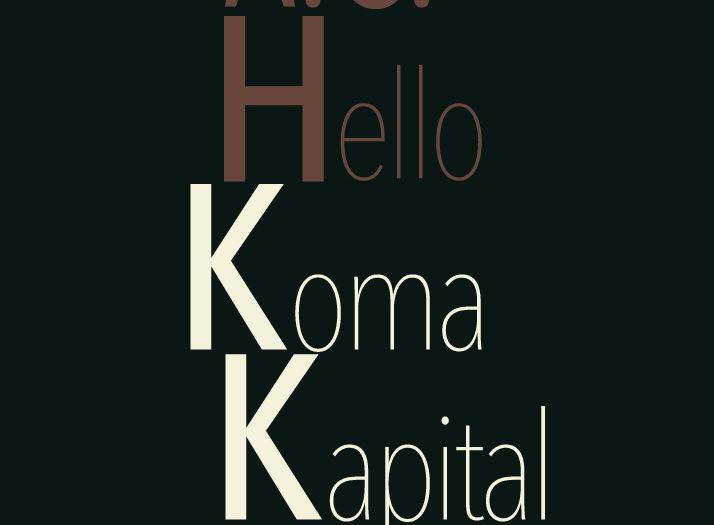 Koma Kapital A.C. Hello couverture
