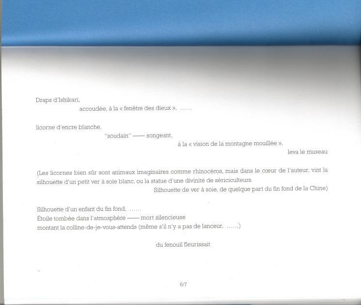"""""""Draps d'Ishikari"""", pages 6 et 7"""