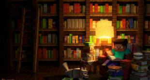 'Reading is Good for Steve' d'icrdr (www.deviantart.com)